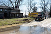 Historic properties in Utica, Indiana have seen floods that date back to the 1800s. 3/4/18