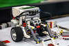 The RXC challenge at the KDF RoboRumble Regional Robot Competition required teams to program robots to solve specific challenges within time constraints. 3/10/18