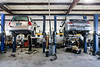 With multiple bays and several mechanics, ImportDoktor on Lexington Road stays busy throughout the year with repairs and service. 4/3/18