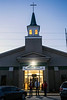 The Christ Church Chapel located on Churchill Downs' backside provides ministry to the workers and their families at the Louisville landmark. 4/11/18