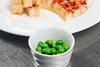 Peas are part of the ingredients in a lobster-caviar Derby dish to be served at the Brown Hotel. 4/11/18