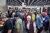 The South Wing of the Kentucky Exposition Center was packed on Saturday as the Concealed Carry Expo drew a crowd in the thousands. 4/14/18
