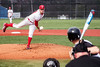 PRP pitcher Dallas Glass gets going early against Eastern on Wednesday afternoon. 4/18/18