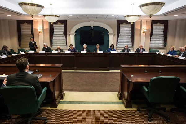 The University of Louisville Board of Trustees met on Wednesday morning and voted to sue former university president James Ramsey and others for improper diversion of funds for personal gain along with other charges. 4/25/18