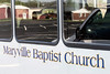 The crown jewel of the Maryville Baptist Church fleet of multi-passenger transports is its 2017 Ford Starcraft minibus. 4/27/18