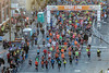 12,000+ runners took off along Main Street on Saturday morning from the shared starting line for the Kentucky Derby Festival Marathon and miniMarathon. 4/28/18