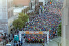 Over 12,000 runners lined up at the corner of Brook and Main Streets on Saturday morning at the shared starting line for the annual Kentucky Derby Festival Marathon and miniMarathon. 4/28/18
