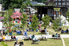 With over 50 bands scheduled to perform over 200 concerts on several stages, Abbey Road on the River returned to Big Four Station Park in Jeffersonville, Indiana for another Memorial weekend run. 5/25/18