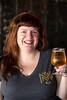 Meghan Levins is the creative force behind the menu at Monnik Beer Company. 7/2/18