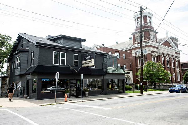 Monnik Beer Company is located in the heart of the Germantown-Schitzelburg neighborhood at the corner of Burnett Avenue and Hickory Street. 7/2/18
