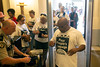 Members of the Poor People's Campaign were allowed entry into the Kentucky State Capitol on Tuesday after past attempts were denied. 7/10/18