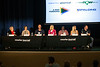 A group of local experts, doctors, and recovering addicts answered audience questions during the Courier Journal's A Way Forward addiction panel at Spalding University on Thursday. 7/19/18