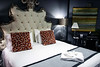 Travelers and patrons at Vu Guesthouse can choose to stay in studios, deluxe rooms, or suites. 7/20/18
