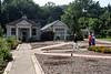 The six acres of garden spaces and greenhouses at The Avish in Prospect are being rehabilitated for an upcoming partnership with the Waterfront Botanical Gardens. 7/25/18