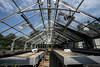 A series of greenhouses at The Avish in Prospect are being rehabilitated for a partnership with the Waterfront Botanical Gardens. 7/25/18