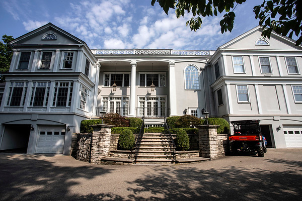 A mansion known as The Avish, built in 1910 off River Road in Prospect, has partnered with the Waterfront Botanical Gardens to provide a site for greenhouse workshops. 7/25/18