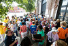 The Presbyterian Women in the PC(USA) held a march to 9th Street on Friday to protest the redlining policies that created Louisville's decades old segregation. 8/3/18