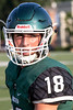 Trinity junior quarterback Seth Jutz will be the starter for the 2018 Shamrocks. 8/10/18