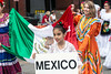 Dozens of nations were proudly represented in the annual WorldFest parade on Saturday. 9/1/18