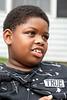 Fourth grader Demetric Flint has a history of school suspensions. 9/16/18