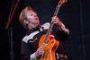 Brian Setzer's Rockabilly Riot! brought the classic rock-n-roll sound to his fans on day one of Bourbon & Beyond. 9/22/18