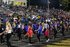 The Male dance team had several special guests join them as sideline entertainment against St. X on Friday night. 10/12/18
