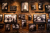 A photographic history of Old Forester adorns a wall in the new George's bar at the brand's Main Street address in historic Whiskey Row. 10/29/18