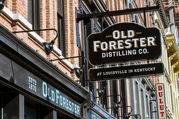 The Old Forester on Main Street's Whiskey Row will now feature a bar called George's. 10/29/18