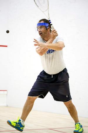 Richard Millman is the squash pro for Scenic City Squash in Chattanooga, TN. 11/10/18