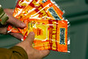 Hand warmers are among the items donated to the homeless by volunteers at Beargrass Christian Church. 11/26/18