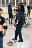 Karen Gerstner instructs new members on the basic techniques in the sport of curling. 11/29/18