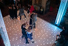 A dance floor was set up in the lobby of the Palace Theatre for the Yule Ball on Friday night. 12/21/18