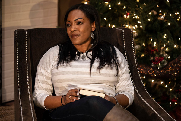 Janelle Briscoe, the 20-year best friend to fallen LMPD Det. Deidre Mengedoht, read a statement to media on Friday afternoon from the lobby of Southeast Christian Church. 12/28/18