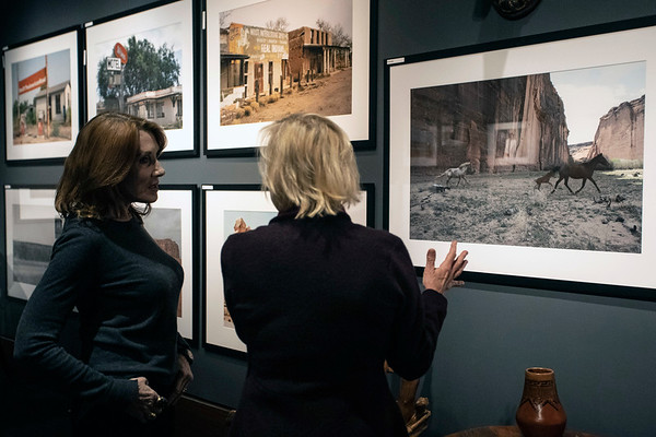 Linda Bruckheimer's newest collection of images on display at the Frazier History Museum will be called Roadmap to Heaven and opens to the public on January 22nd. 1/15/19