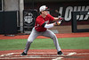 UofL freshman Tim Borden II takes a turn at batting during practice on Tuesday afternoon. 2/5/19