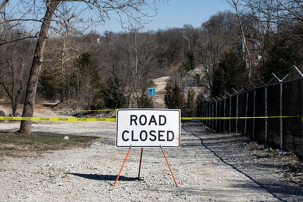 A sinkhole off a maintenance road at the Louisville Zoo was discovered on Wednesday morning prompting immediate closure of the park and its neighbor the Louisville Mega Caverns. 3/6/19