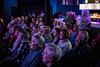 """The audience for the Louisville Storytellers Project at Play on Tuesday night listened to stories with a theme of """"Uniquely Louisville."""" 4/9/19"""