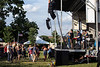 A jam band comprised of several Abbey Road on the River performers played a set for fans under the name Itchycoo Park on Monday afternoon. 5/27/19