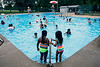 Swimmers of all ages took advantage of the Sun Valley Community Pool on Monday after a delayed opening this summer due to budget cuts and needed repairs. 7/15/19