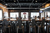 The Fall City Brewing Company Taproom & Beer Garden features long banquet tables for large parties and games spread throughout its spacious interior. 7/19/19