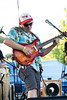 The band Electric Garden was on the Saturday line up at the Grateville Dead Music Festival. 7/27/19