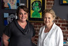 Vicki Diehl is the executive director and Susan Stokes is the CEO of Creative Diversity Studio on Barret Avenue. 8/6/19