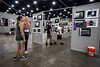 The photography exhibit draws the eyes of interested attendees at the Kentucky State Fair on Sunday. 8/18/19