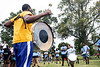 A battle of posturing and drum skills took place between the teams from 3DI and the Boom Squad during Newburg Days in Petersburg Park on Saturday. 8/31/19