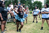 Young dancers known as the Baby Diamonds showcased their talents during the Newburg Days in Petersburg Park on Saturday. 8/31/19