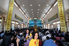 The Buddha Blessed Temple celebrated its grand opening on Sunday hosting monks from around the world and a standing room only audience in its 14,000 square foot temple on Third Street Road. 9/1/19
