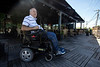David Allgood counts HopCat as one of his favorite spots in the Highlands with its easy wheelchair access to the rooftop deck and 100% compliance with the Americans with Disabilities Act of 1990. 9/5/19