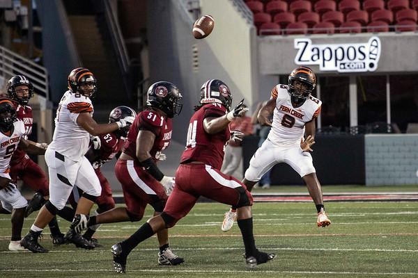 Fern Creek and Ballard battled on the field at Cardinal Stadium Friday night with a final score of Fern Creek 15, Ballard 12. 9/20/19