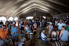 The Jack Daniels tent at Bourbon & Beyond offers  mementos and shade to fans at the Highlands Festival Grounds. 9/21/19