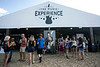 The Music Experience tent at Bourbon & Beyond is a mecca for guitar players of all experience levels. 9/21/19